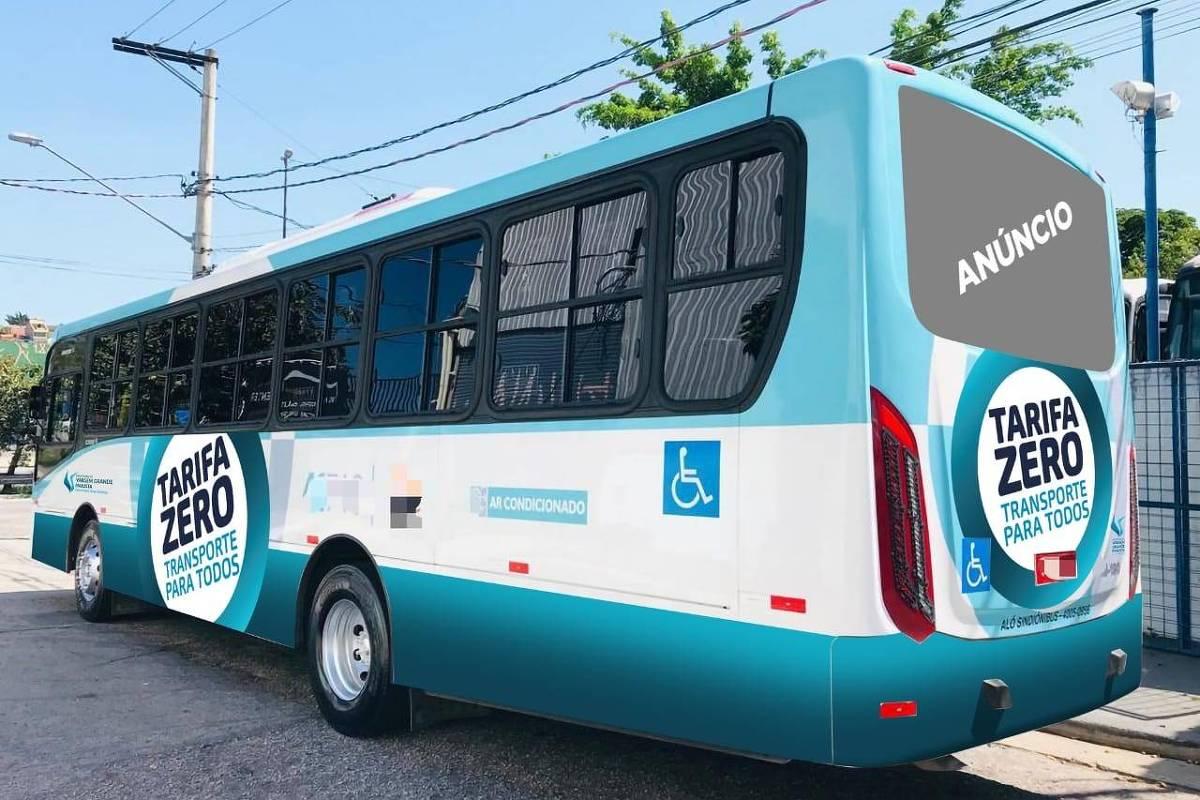 Vargem Grande terá transporte gratuito a partir de novembro