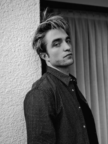 O ator Robert Pattinson em Los Angeles ORG XMIT: XNYT140