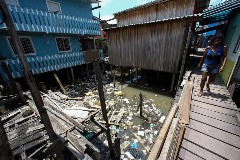 Saneamento no Brasil ainda é falho