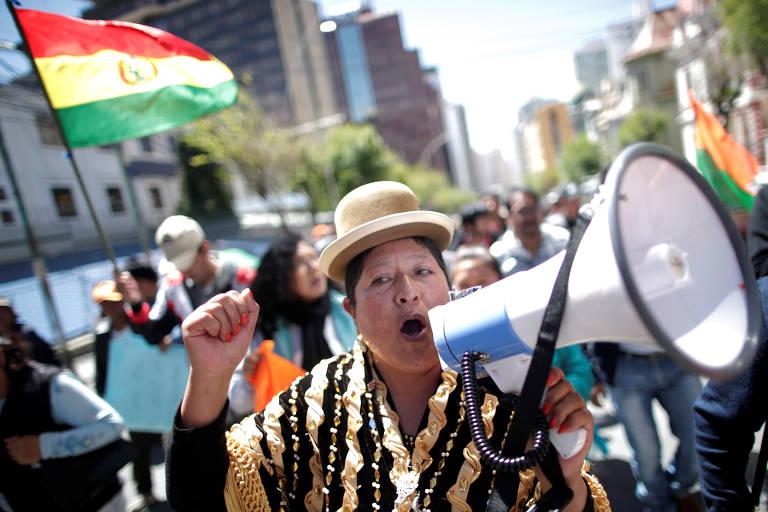 Primeiro turno das eleições gerais bolivianas de 2019