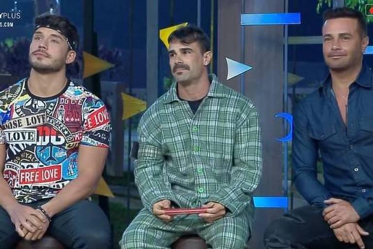 Lucas, Jorge e Rodrigo Phavanello são indicados para a roça