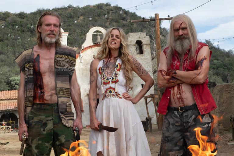 Cena de filme 'Os 3 Infernais'