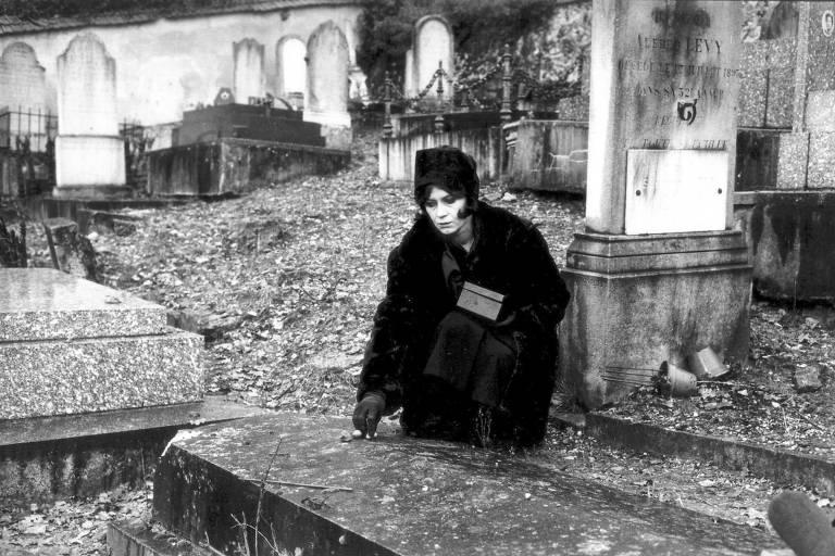 Cena do filme 'Berlim-Jerusalém'  (1989), de Amos Gitai