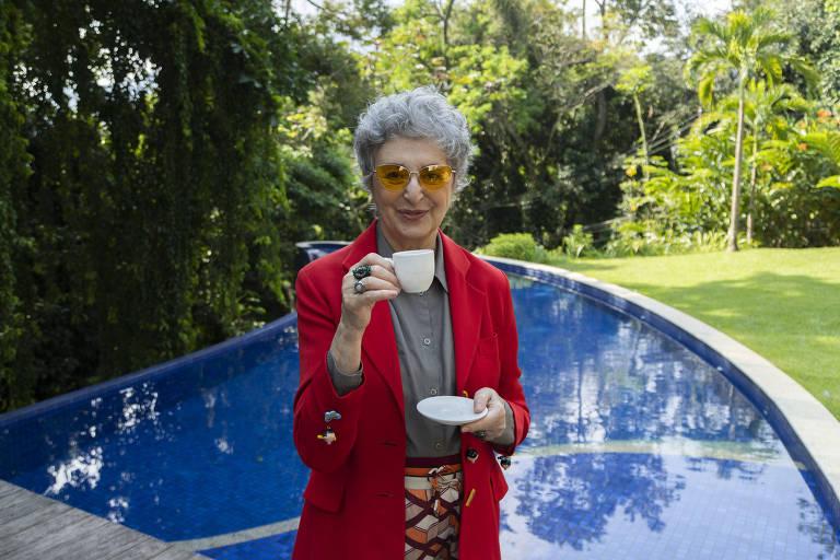 """Ana Lucia Torre em cena de """"Um Tio Quase Perfeito 2"""""""