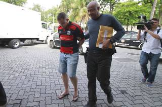 Prisão suspeitos planejar invasão no Maracanã/Jogo Flamengo e Grêmio