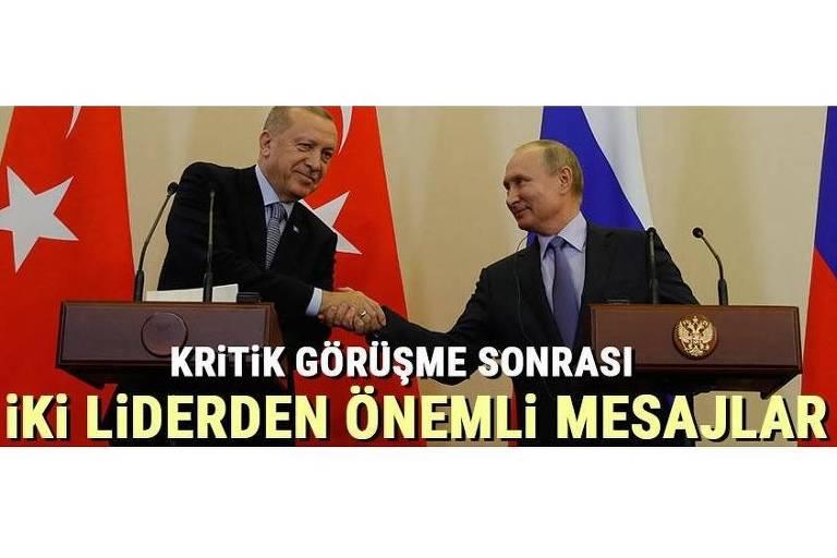 'Putin venceu', concordam NYT e o russo Kommersant