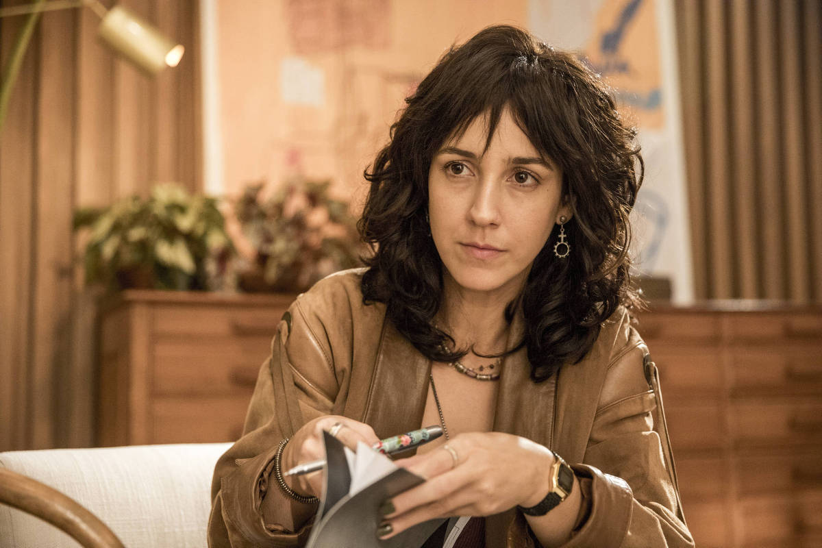 Em sua primeira novela, Camila Márdila diz que recebeu vários 'não' até se encontrar na carreira