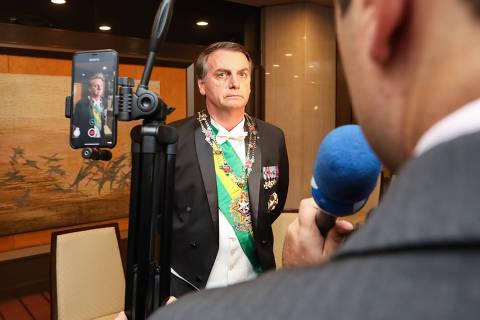 Podemos pedir suspensão de Argentina do Mercosul se país resistir à abertura, diz Bolsonaro