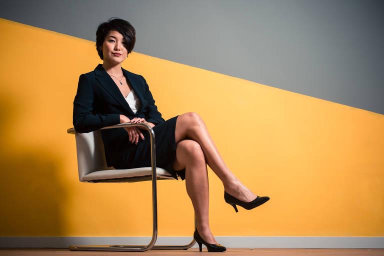 Formada em direito, Fabiane Kobayashi, 26, escolheu o programa de MBM da FGV