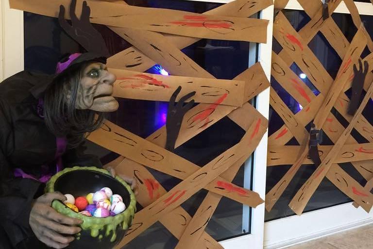 Halloween inspira programação infantil em São Paulo