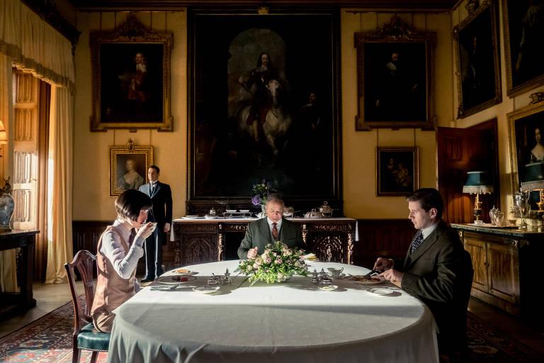 Veja cenas do filme 'Downton Abbey'
