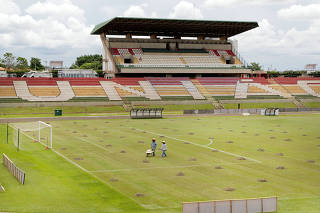 Condições dos Estádios da Copa São Paulo - Araras