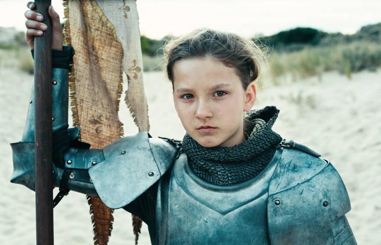 Veja cena do filme 'Joana D'Arc'