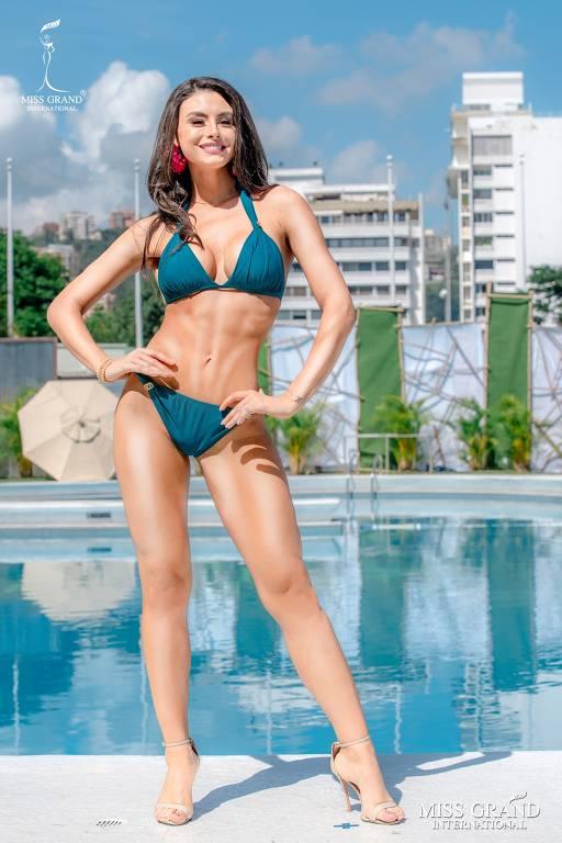 Candidatas á Miss Grand Internacional 2019