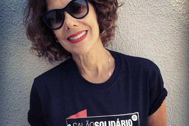 Imagens da atriz Angela Vieira