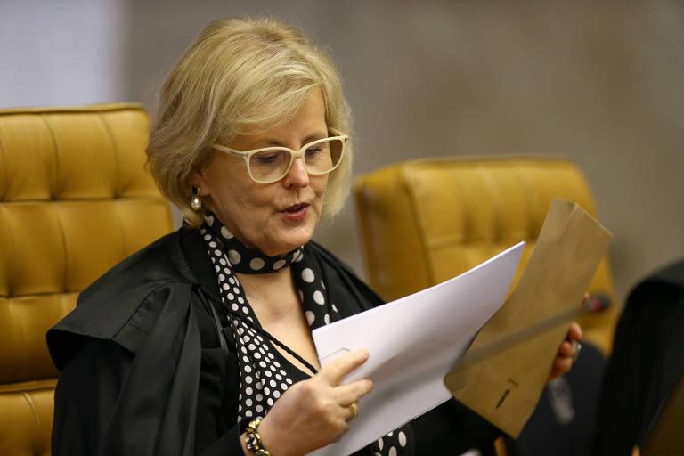 Rosa Weber vota e indica veto do Supremo à prisão logo após a 2ª instância