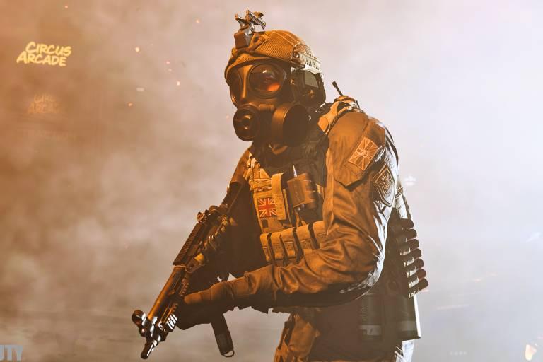 'Call of Duty: Modern Warfare' 4