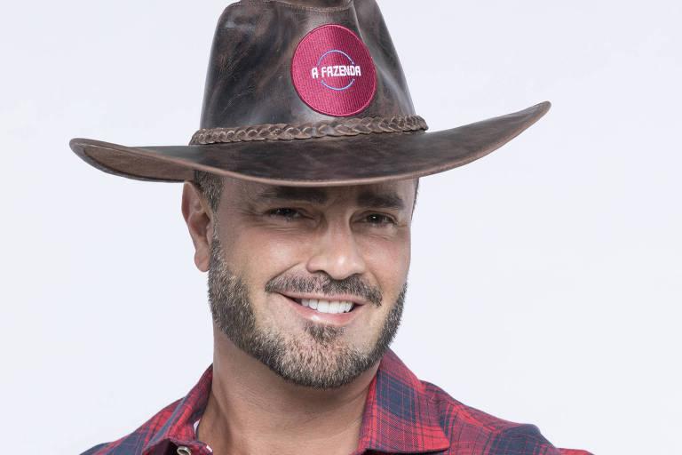 Rodrigo Phavanello ganha o chapéu de fazendeiro