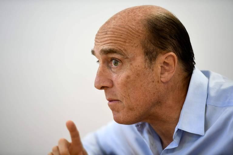 Daniel Martinez, 62, é o favorito a vencer as eleições presidenciais uruguaias ddo domingo (27)