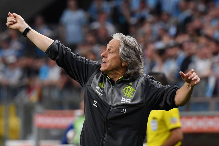 Após revolucionar o Flamengo, o técnico português Jorge Jesus pode salvar a seleção brasileira?