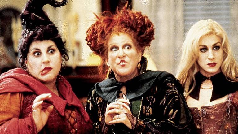 Cenas do filme 'Abracadabra' (1993)