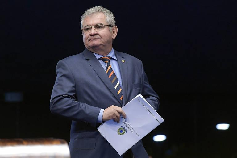 Senador Angelo Coronel (PSD-BA), presidente da CPI das Fake News