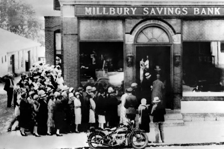 90 anos da quebra da Bolsa de NY