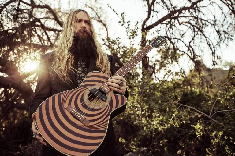 O guitarrista Zakk Wylde