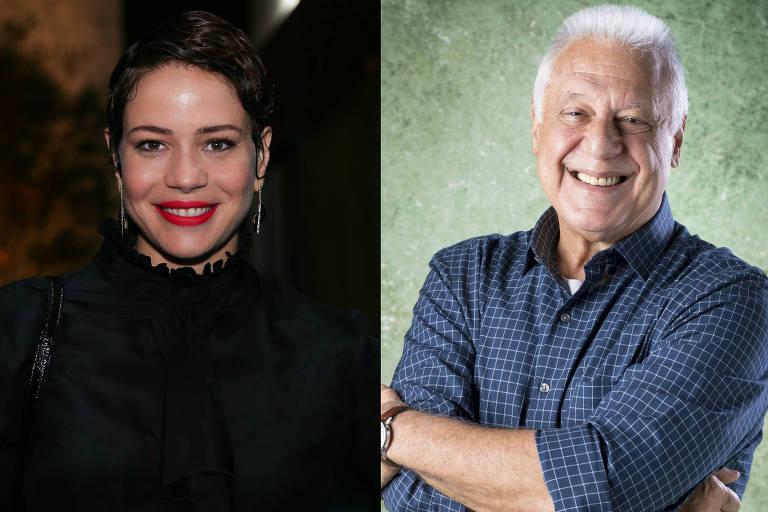 Leandra Leal e Antônio Fagundes são mestres de cerimônia do Empreendedor Social 2019