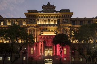Fachada do Palácio da Justiça, sede do Tribunal de Justiça de São Paulo, na região central de SP