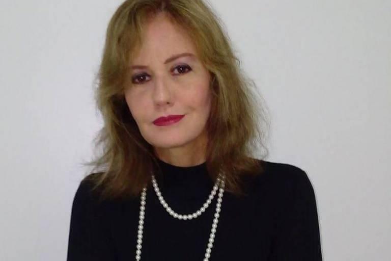 A roteirista e atriz Letícia Dornelles