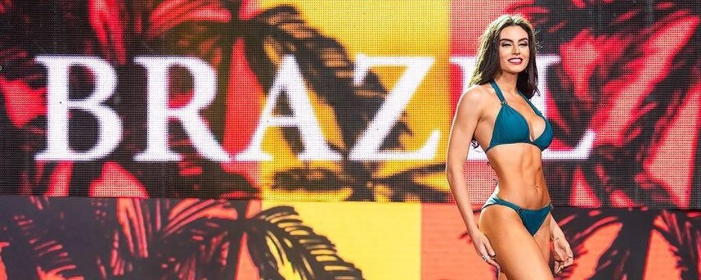 Em meio a crise na Venezuela, brasileira Marjorie Marcelle é favorita para final de concurso de miss em Caracas