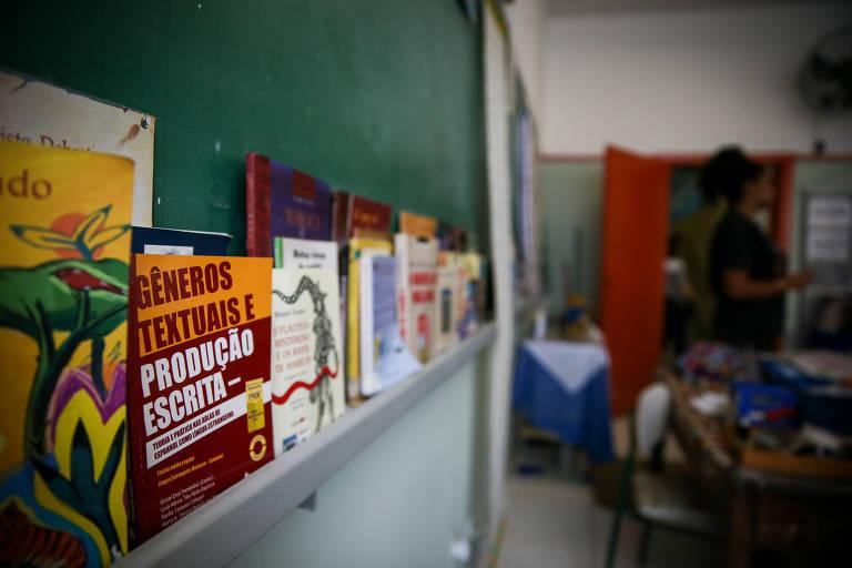 Período integral transformou colégio de 125 anos no Brás