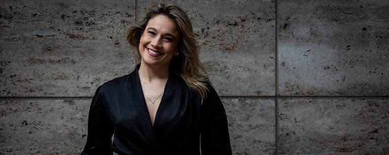 Fernanda Gentil diz se inspirar em Ellen DeGeneres e fala sobre nova fase: 'Não abro mão da espontaneidade'