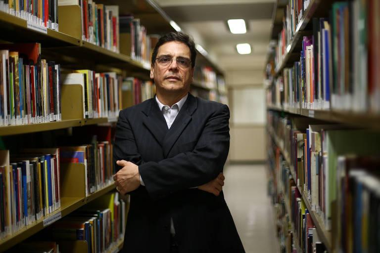 O colunista Marcos Mendes