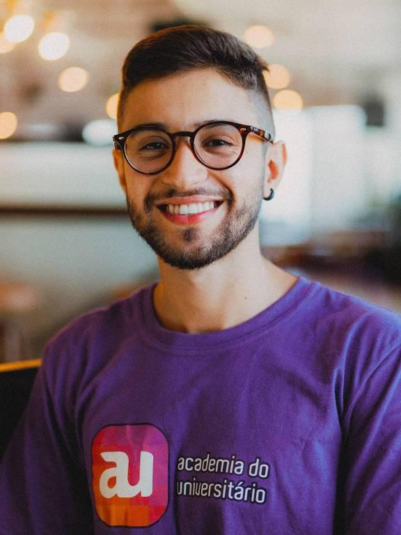 Diego Cidade, vencedor da etapa do Rio de Janeiro da EO e criador da Academia do Universitário