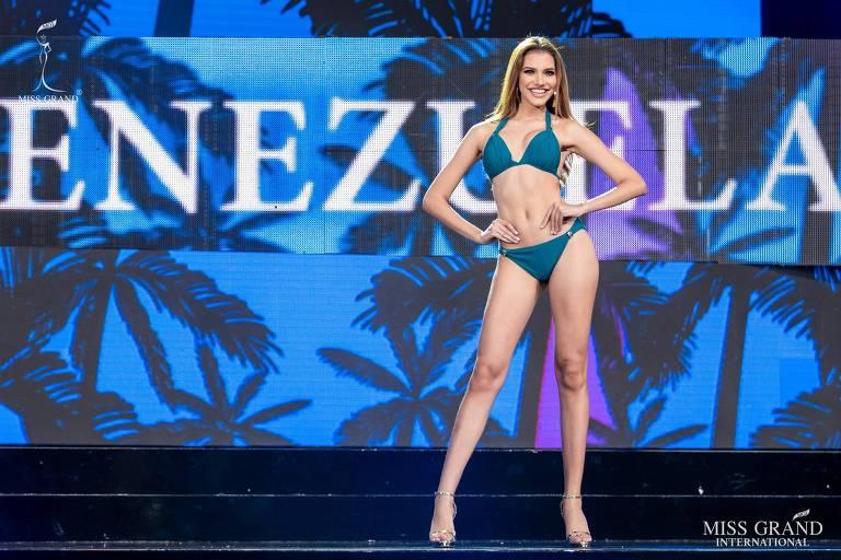 Valentina Figuera é a Miss Grand International 2019