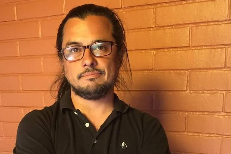 O chileno Rodrigo Valenzuela, 43