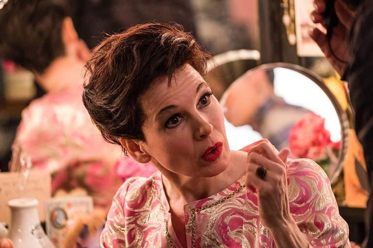 Renée Zellweger em 'Judy'