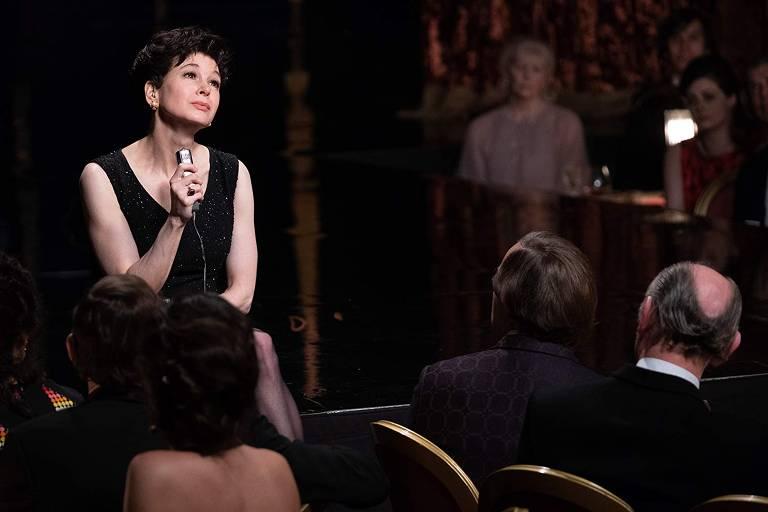 Veja cenas com Renée Zellweger em 'Judy'