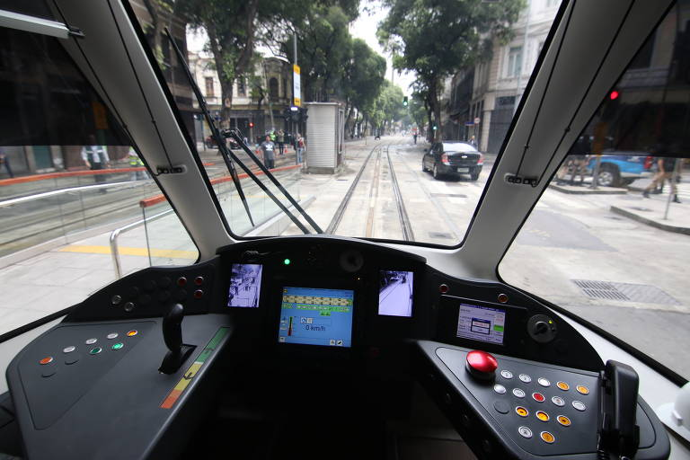 Nova linha de VLT vai até o Santos Dumont