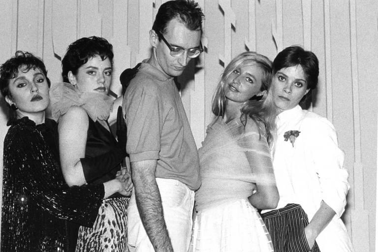 Veja fotos do grupo Gang 90 & Absurdettes