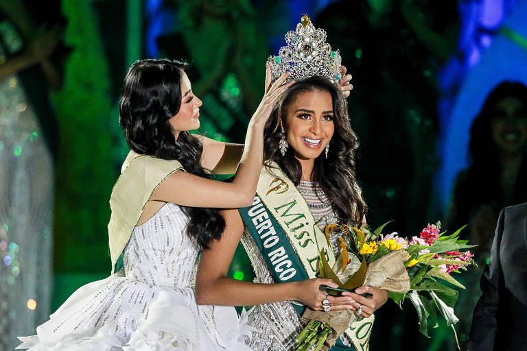 Porto Rico vence Miss Terra 2019; brasileira não se classifica