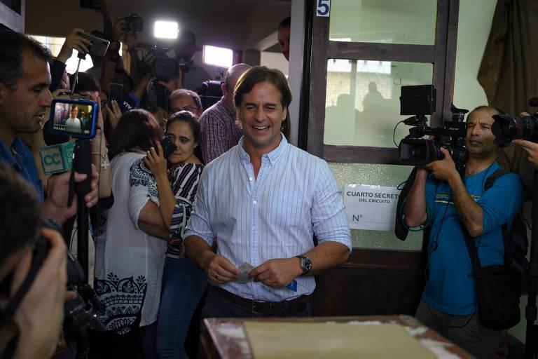 Eleição no Uruguai