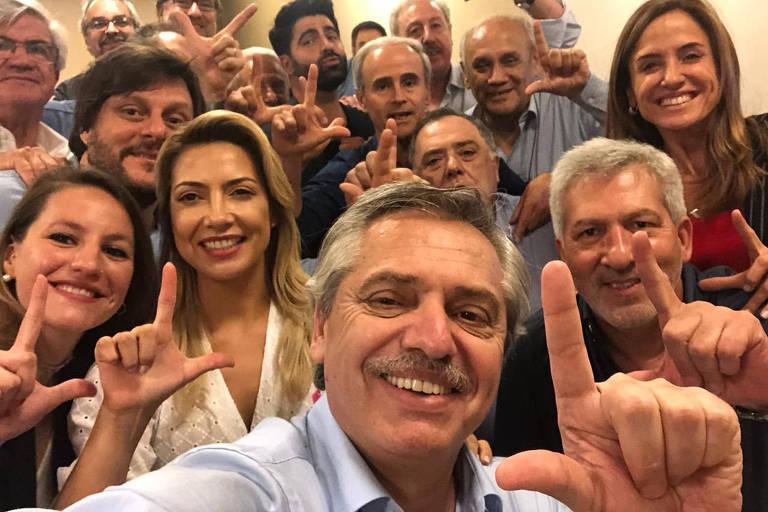 Presidente da Argentina participará de evento do PT em defesa de Lula