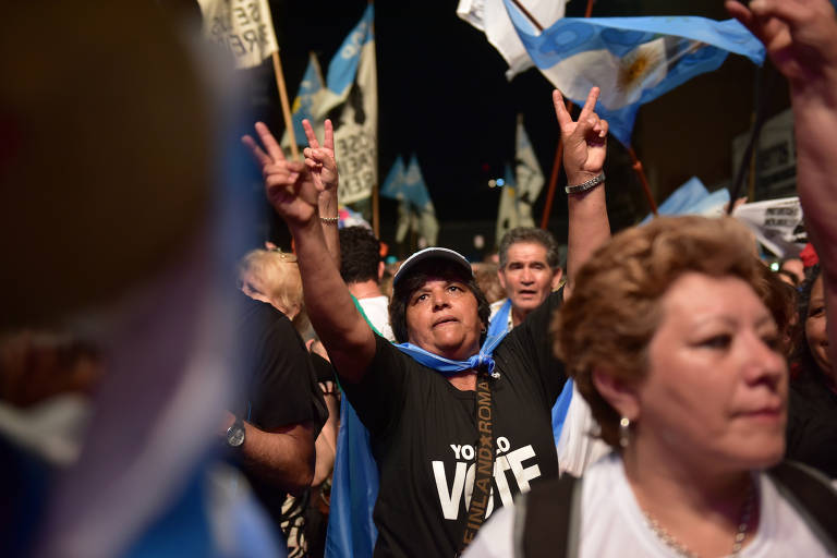 Alberto Fernández vence Macri e é eleito em 1º turno na Argentina