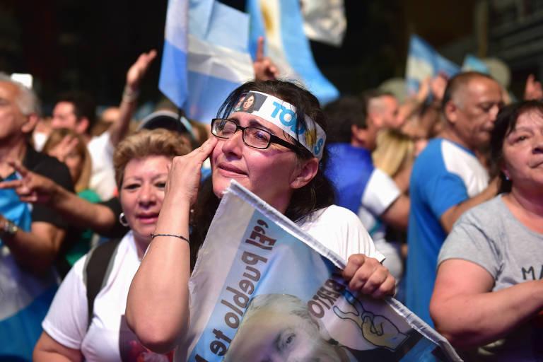 Argentinos se dividiram entre projetos do passado, diz historiador