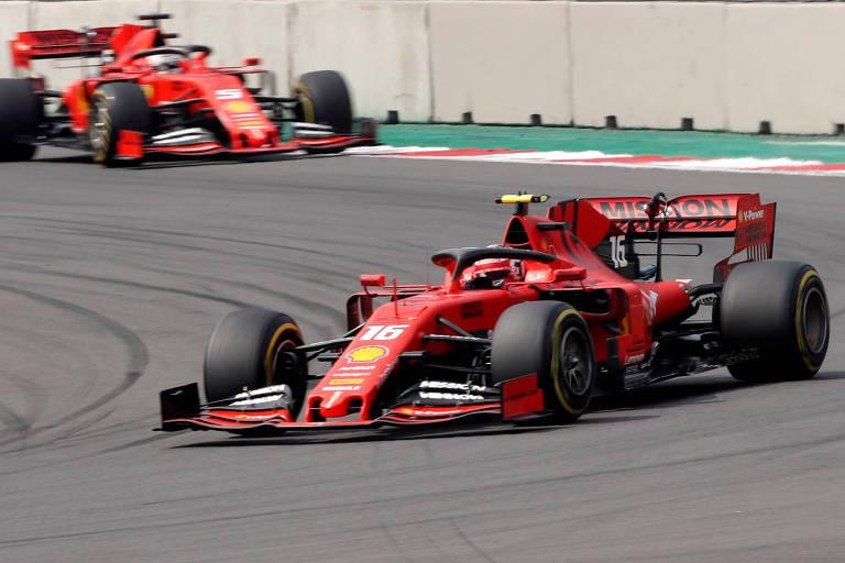 Formula One F1 - Mexican Grand Prix