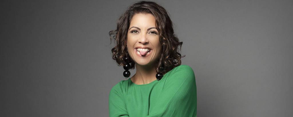 A escritora Thalita Rebouças terá um podcast sobre separação com a amiga, Roberta Senna