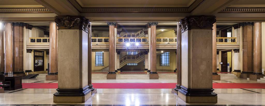 Salão do Tribunal de Justiça de São Paulo